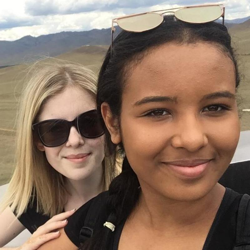 Kimberley in Mongolia